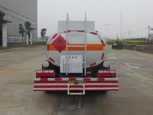 2吨东风小多利卡蓝牌加油车